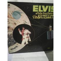 Elvis Presley. Aloha From Hawaii Via Satelite. 2lp