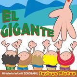 Cd Música Infantil Cristiana - El Gigante