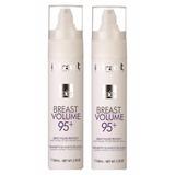 Promo X 2 Breast Volumen 95+ Aumenta Busto Y Gluteos Idraet