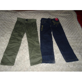 Pantalon Gapkids Y Pantalon South Pole Talla 5