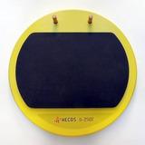Goma Pad De Practica Con Bordona Hecos Para Bateria H250t