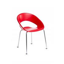 Cadeira One Em Polipropileno Fixa - Sala E Cozinha