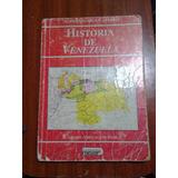 Historia De Venezuela 8vo Grado-romor