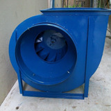 Ventilador Industrial Centrifugo Bufalo C/motor 1hp Monof.