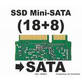Computoys Adaptador Ssd Minipci Expres A Sata Qssd03q Zssd03