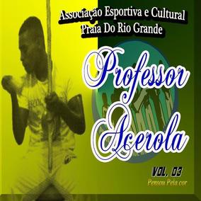 Cd Cm Acerola Vol 3 Capoeira Infantil