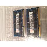 Kit Hynix 8 Gb (2 X 4gb) 12800s 2rx8 Pc3 Memoria...