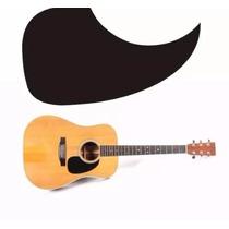 Mica Protector Para Guitarra Acústica Sticker Texturizado