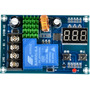 Modulo Controlador De Carga 30a 6-60v Eolico + Solar
