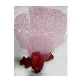 Coral Decorativo Plastico Para Pecera/acuario Tipo Gorgonia