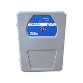 Energizador Cerco Eléctrico Krom Kit (batería+sirena 20w )