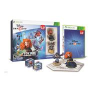Disney Infinity 2.0 - Kit Inicial Para Xbox 360 - Português