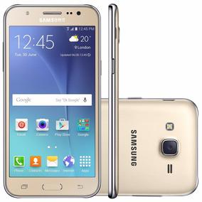 Samsung Galaxy J5 J500m 4g 16gb Duos Dourado - Vitrine