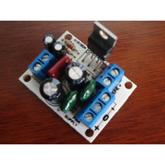 Mini Amplificador 35 W C/ Tda2050 - Ultraminiatura! 40x32mm