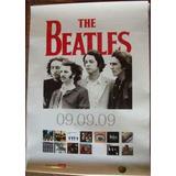 Afiche Original The Beatles 09.09.09