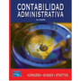 Contabilidad Administrativa Pdf