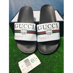 Zapatos Gucci Hombre Negros - Chanclas en Mercado Libre Colombia c2e0af3b9ad