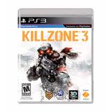 Juego Ps3: Killzone 3