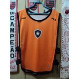 Camiseta Botafogo ( Fila   Laranja Com Preto ) ef7dcda902aeb