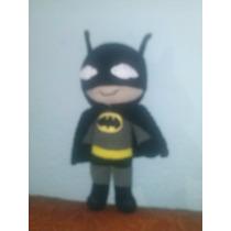 Muñecos Tejidos A Crochet Para Niños Batman