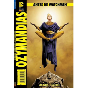 Antes De Watchmen - Ozymandias - Vol. 6