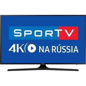 Smart Tv Led 50 Polegadas Samsung 50mu6100 4k Hdr Netflix