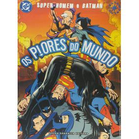 Hq Os Piores Do Mundo - Superman Super-homem E Batman