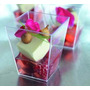 Vasitos Mini Shots Mini Dulces 1,5 Onzas Candy Bar Fiestas