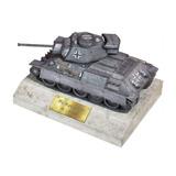 T34 Tanque Ruso A Escala (para Armar En Papel)