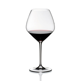 Conjunto Com 2 Taças Riedel Para Vinho Pinot Noir Heart To H