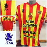 Camiseta De Juego Boca Unidos Corrientes Lyon 2 Seleccion