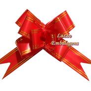 200 Laço Magico Grande Facil Gravata Para Presente 10 Cores