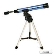 Telescopio Refractor Galileo F300x30 Aumento 30x Tripode