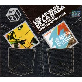 Los Abuelos De La Nada - Vasos Y Besos Himno Cds Originales