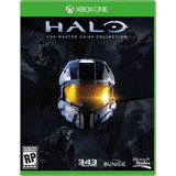 Juego Xbox One Microsoft Halo Mc Collection Fisico Español