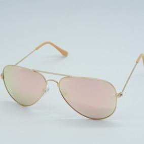 Óculos Masculino Aviador Verde Espelhado Cristal 3025 3026 3a952ec42c