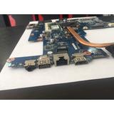 Board Con Procesador Amd A6 5200 Para Hp 15-g213la