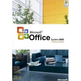 Programa Office 2003 Professional (descarga O Cd)