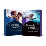 Pinnacle Studio 20 Ultimate Españon En 5 Dvds Con Efectos