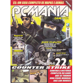 Revista Pc Mania Gameover Nº 22 + Cd-rom (ed. Escala)