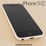 Iphone 5c Desbloqueado Original 100% 32gb - Usado Riscado C
