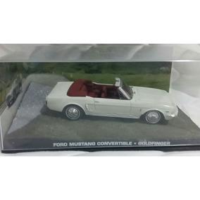 Ford Mustang Convertible - Coleção James Bond Cars 007