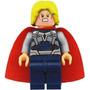 Thor Basico Sin Base Compatible Con Lego Enviogratis Dhl