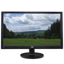 Monitor 23.6 Aoc E2470swd 1080p Widescreen Slim Led Lcd