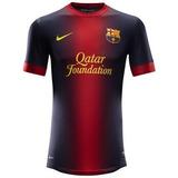 Camiseta Titular Barcelona Temp 2012-2013
