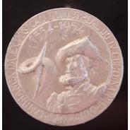 Medalha Lembrança Da Exposição Industrial Do Iv Centenário
