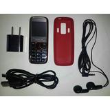 Telefono Básico Mini 5130 Dual Sim Nuevo