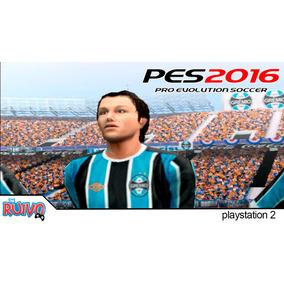 Pes 2016 + Bomba Patch 2016 Brasileirão Futebol Aproveite!