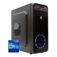 Computadora Cpu Pc Escritorio Intel Core I5 8gb 240 Ssd Wifi