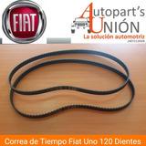 Correa De Tiempo Fiat Uno 120 Dientes